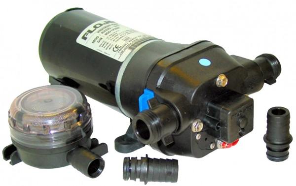 4627*02 Druckwasserpumpe / Deckwaschpumpe FLOJET QUAD