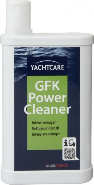 2520*31 YACHTCARE GFK Power Cleaner