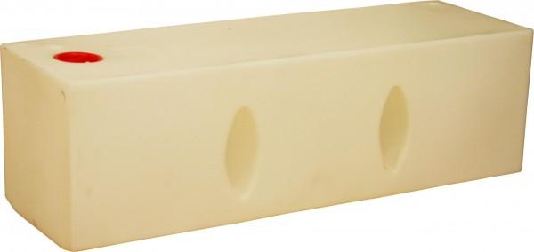 4649-400 Trinkwassertanks weiß rechteckig