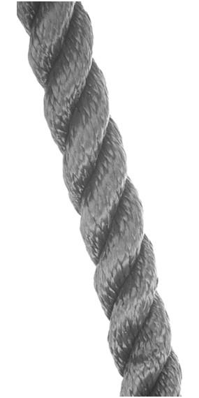 1004*02 PP-MULTI Festmacher schwarz, 220m Trosse