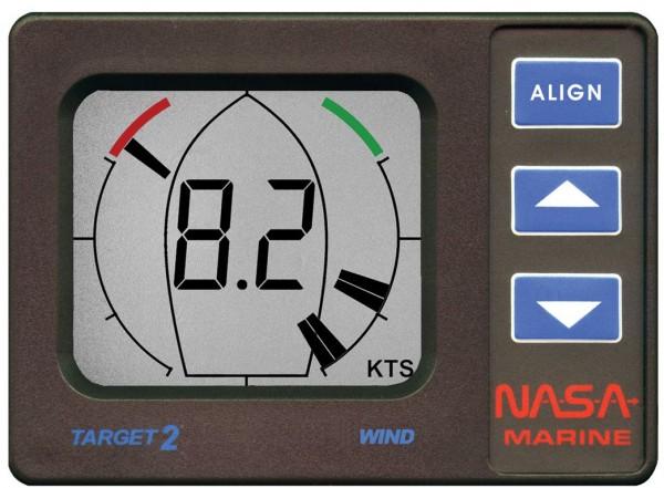 3989*04 NASA TARGET V2 Wind Richtung und Geschwindigkeit