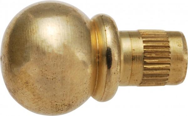 4458-210 Endknopf für Gardinenrohr