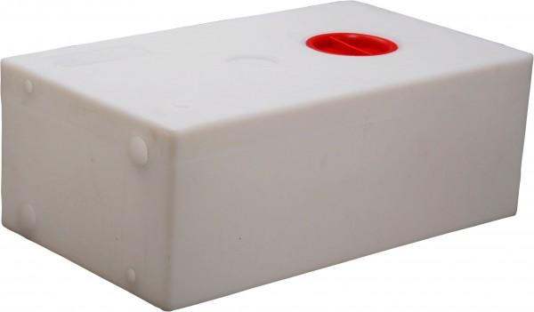 4649-072 Trinkwassertanks weiß rechteckig