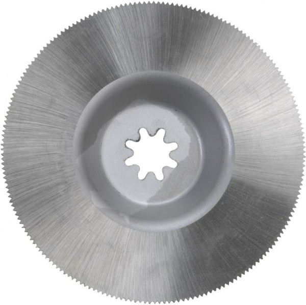2172*21 HSS-Rund-Sägeblatt gekröpft für MULRIMASTER