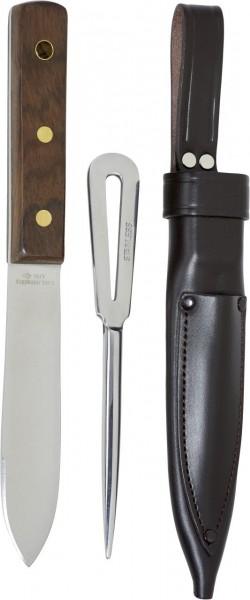 2125*03 HERBERTZ-Matrosenmesser mit Marlspieker