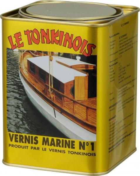 2686-101 LE TONKINOIS Lacköl MARINE NO. 1