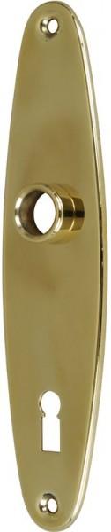 4073-025 Ovalschild für Haushaltsschlösser