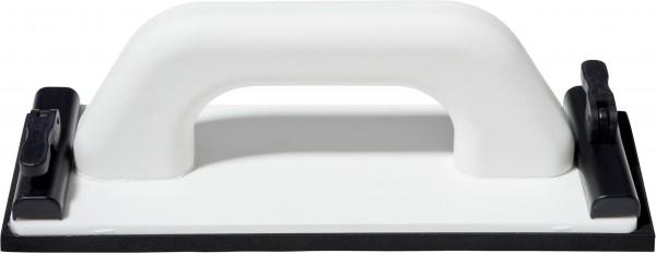 2203*03 Handschleifer aus Kunststoff für Schleifgitter