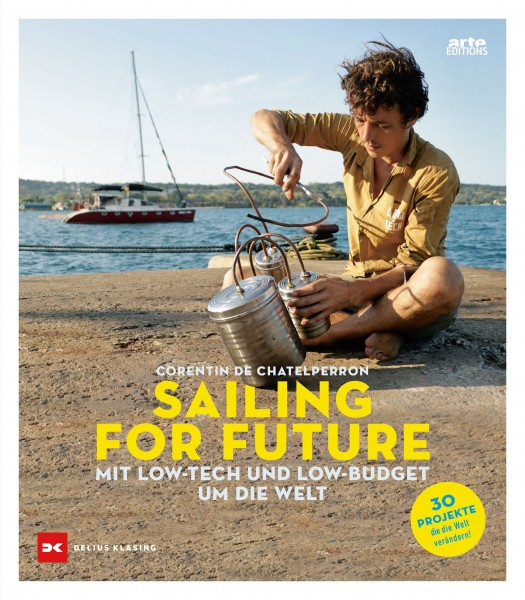 9003*64 Sailing for Future / Chatelperron