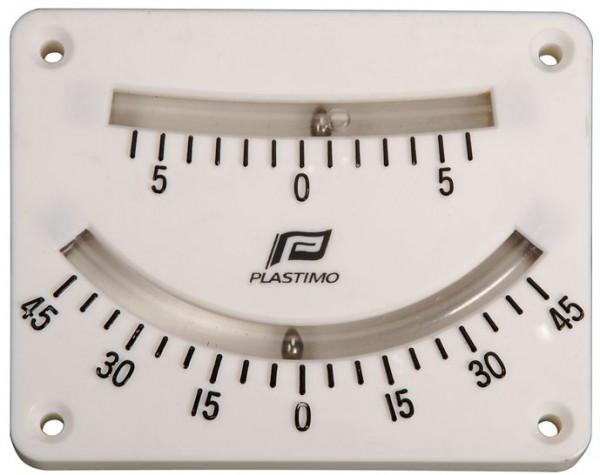 3290*02 Röhren-Klinometer 45°/5°