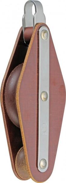 1133*02 HYE TUFNOL-Violinblock mit festem Bügel