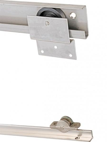4189-001 Schiebetür-Beschläge leichte Ausführung, kompletter Satz