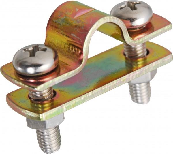 4202-039 Schelle+Grundplatte 33C-Schaltkabel