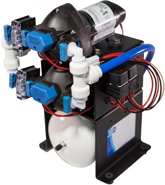 4625*03 JABSCO DOUBLE STACK Druckwassersystem