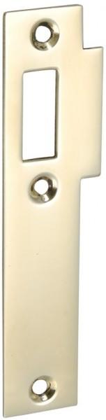 4060-211 Schließbleche f. zierliche Fallen-Einsteckschlösser
