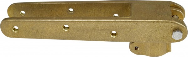 1383*02 Pinnenbeschlag schwer aus Bronze SPARTAN