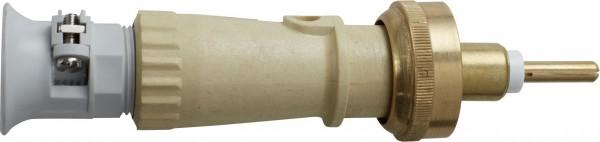 4224*09 Stecker konzentrisch HNA Kunststoff