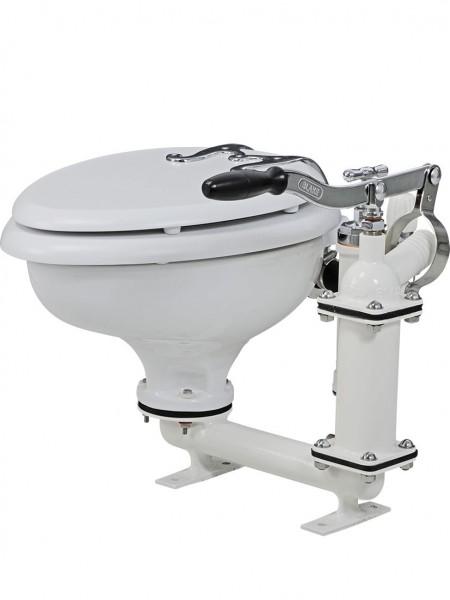 4611*05 WC-Sitz und Deckel weiß für BABY BLAKE