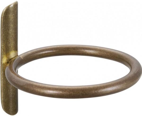 6208*01 Bootshakenhalter aus Bronze