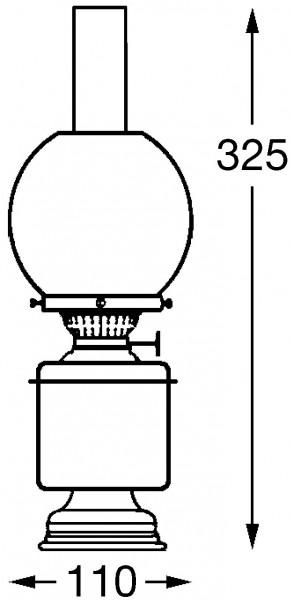 4233*01 Kleine Tischleuchte DHR
