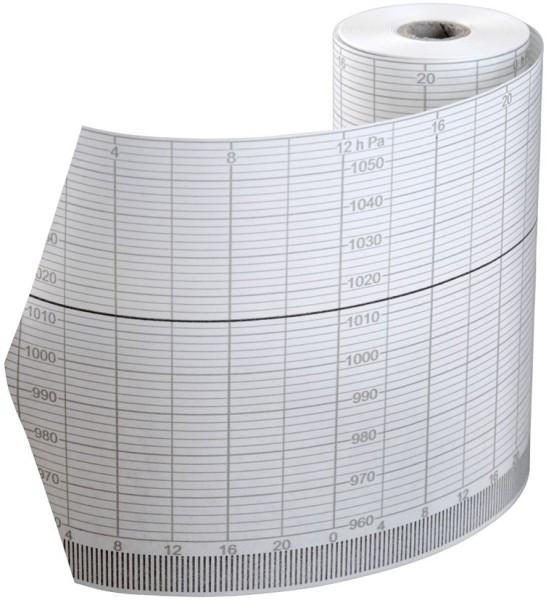 4620*01 Diagrammpapier-Rolle für Barograph WEMPE