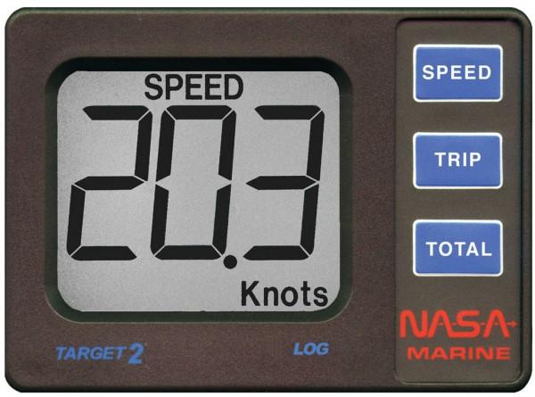 3989*03 NASA TARGET 2 Logge / Speedometer